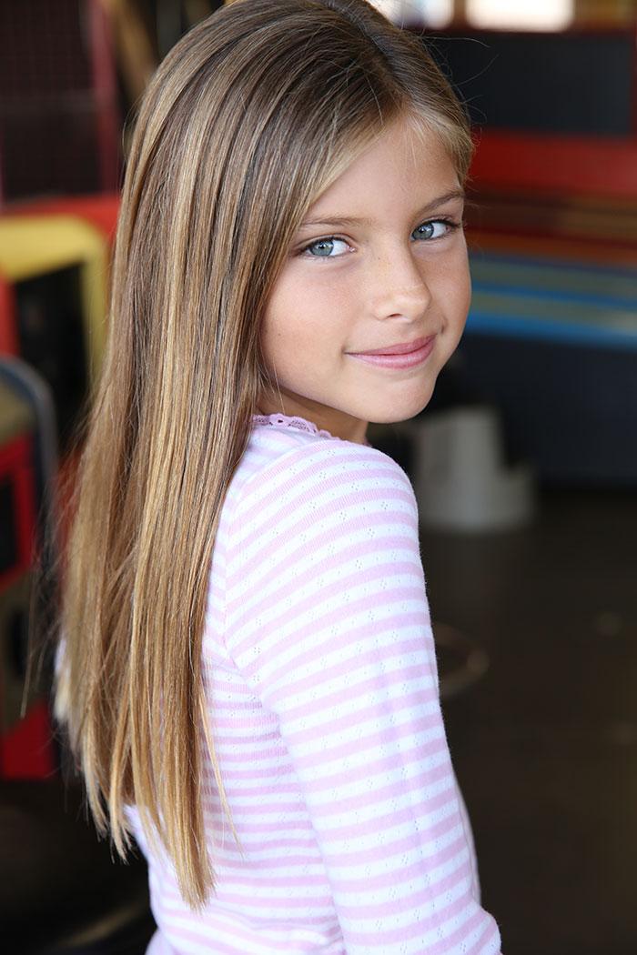 Brand Model and Talent | Hannah Teens Girls