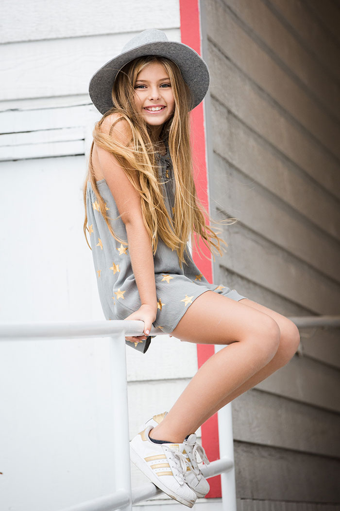 Brand Model and Talent | Mallory Kids Girls