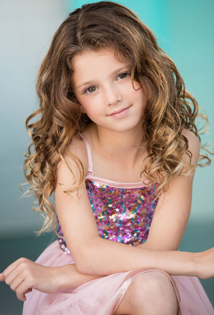 Brand Model and Talent | Kendall H. Kids Girls